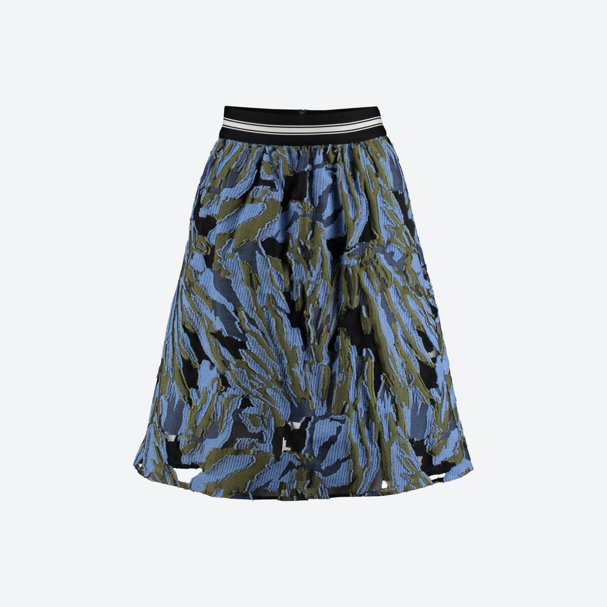 Dorothee Schumacher Vivid Passion Skirt