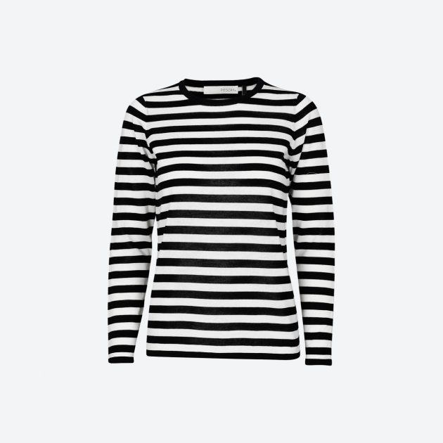 Pieszak Juliette Striped O-neck Knit
