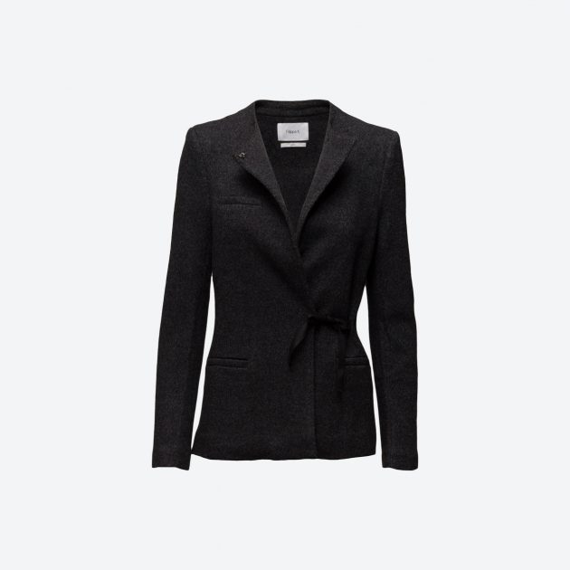 Filippa K Boiled Wool Jersey Jacket