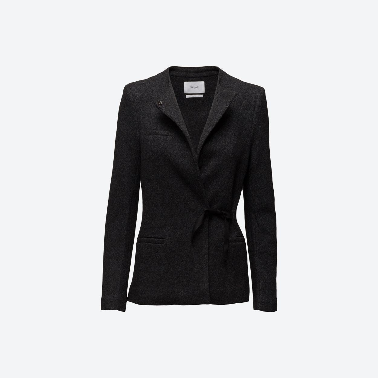 Filippa K Boiled Wool Jersey Jacket