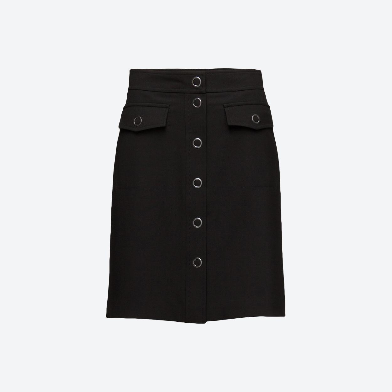 Filippa K Panel Button Skirt