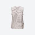 Filippa K Crepe Twisted Stripe