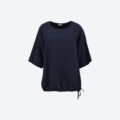 Filippa K Drawstring Volume bluse