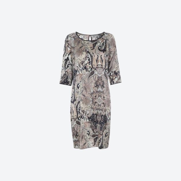 Dea Kudibal Filippa Paisley Black kjole